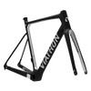 Viathon Bicycles R.1 Frameset silver