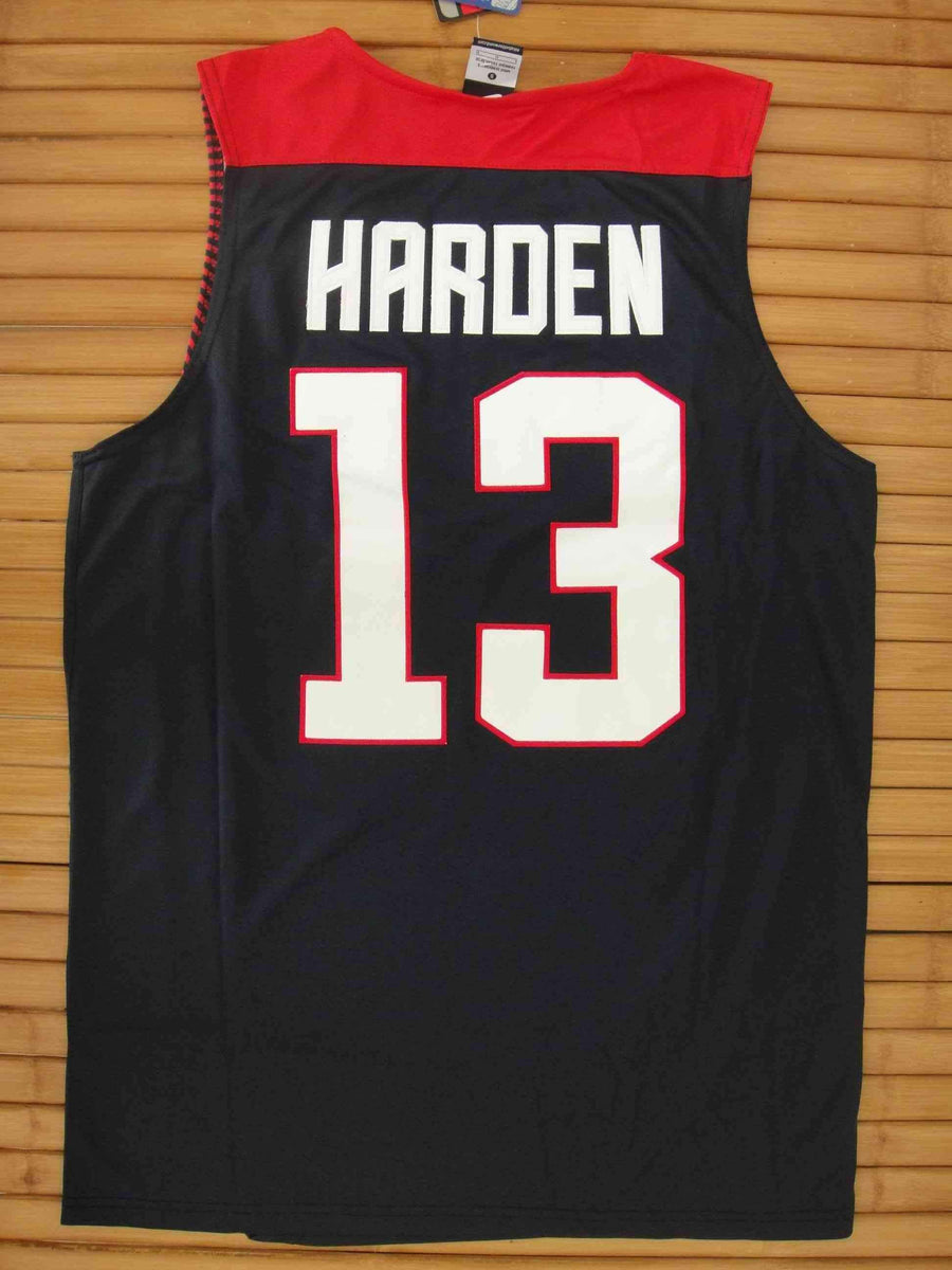 51d4a5f11 australia men 13 james harden jersey black color usa dream team swingman  nrevo 3848d c40dd