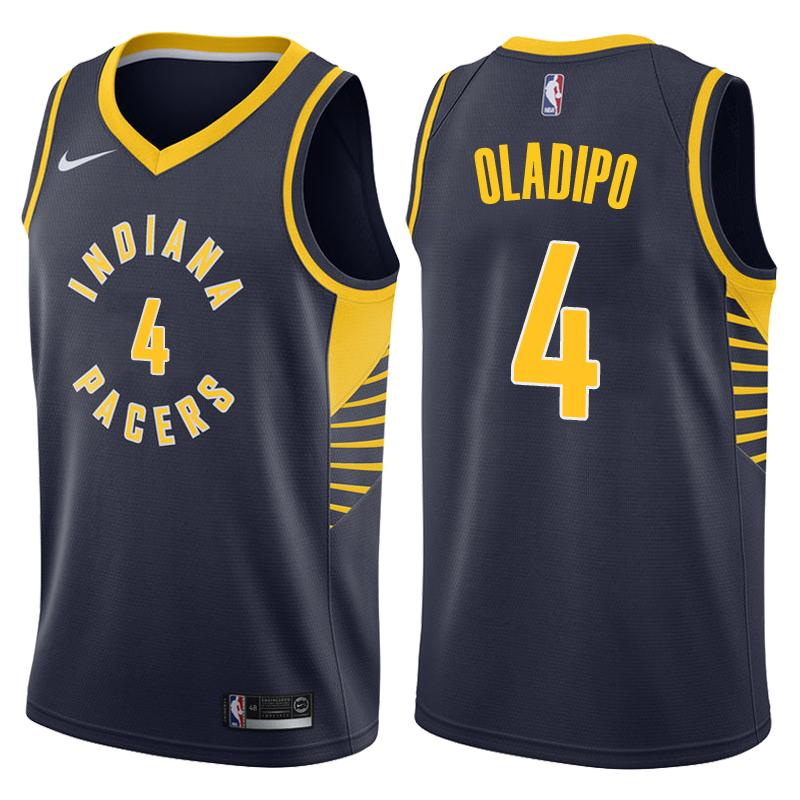 53fd1137b588 ... low cost men 4 victor oladipo jersey black indiana pacers jersey  fanatics 1a37f 5848c ...