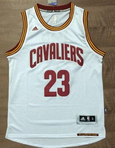 168b949b8 ... where can i buy men cavs 23 lebron james jersey white cleveland  cavaliers jersey swingman dc2ec