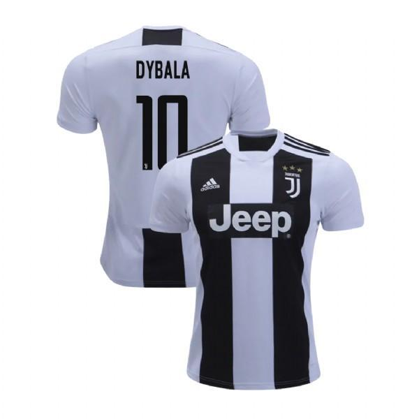 huge selection of 3dd4c 76aaf Men 10 Paulo Dybala Jersey Home Soccer Juventus Jersey 2019 Serie A
