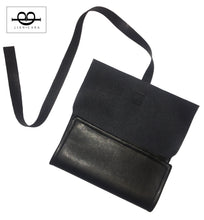 Load image into Gallery viewer, Small Faux Leather Clutch Bag