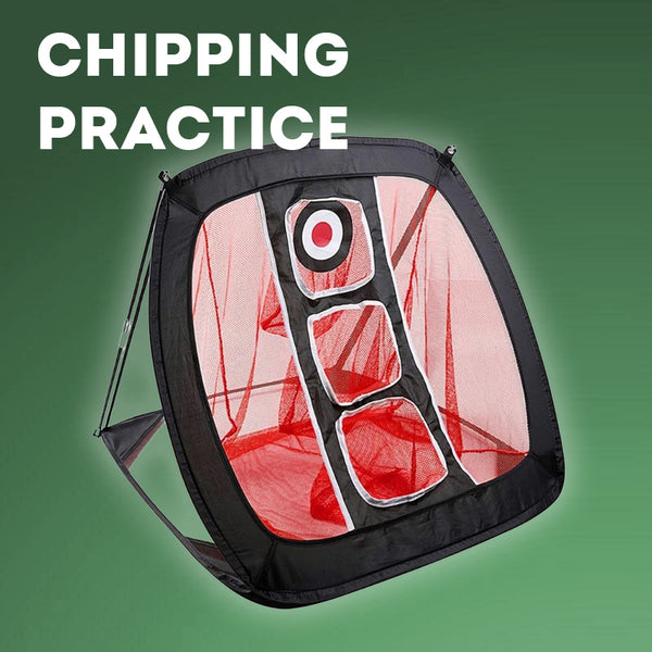 Chipping/Pitching Practice Net