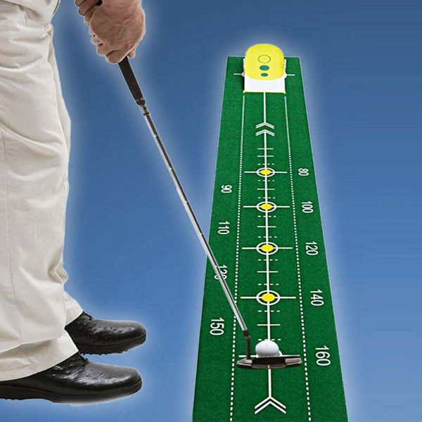 Putting Practice Mat with Markers