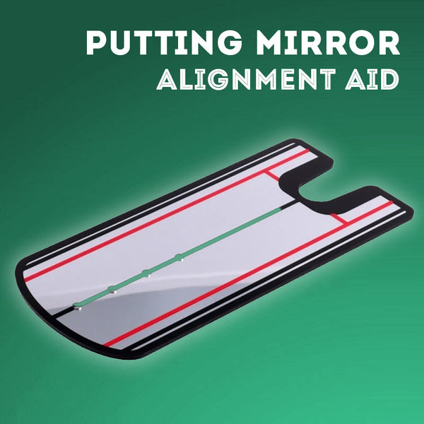 Putting Mirror - Alignment Training Aid