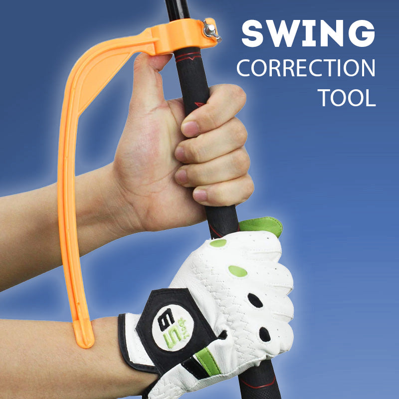 Swing Correction Tool with Armband