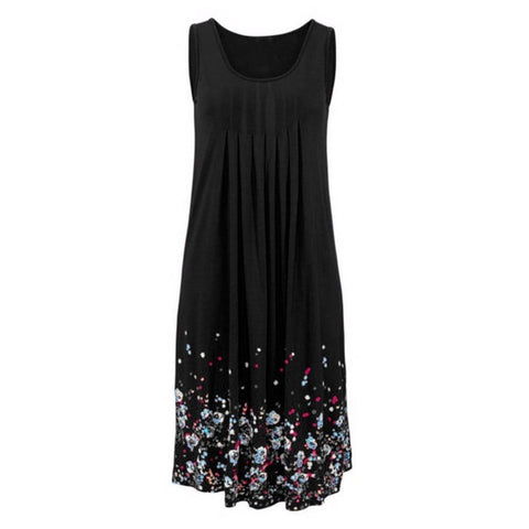 Image of Women's Comfortable Sun Dress