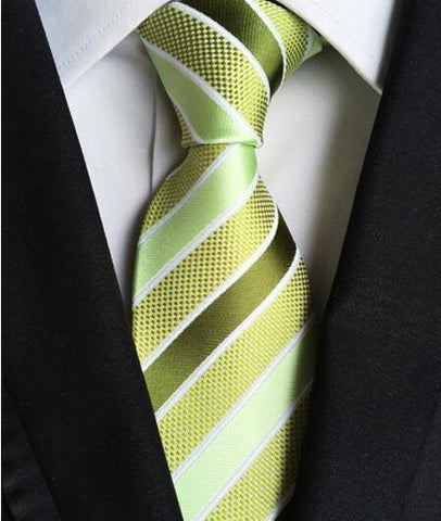 Classic Men's 100% Silk Ties