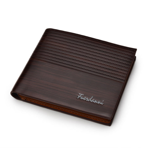 Image of Men's Italian Leather Wallet