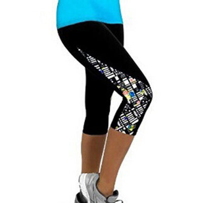 Image of Women's Microfiber Fitness Stretch Pants