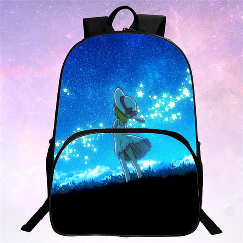 Galaxy 3D Universe Rave Backpack - 22 NEW DESIGNS!