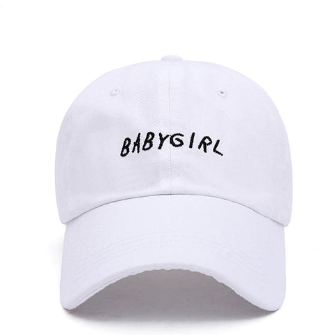 Image of BABYGIRL Dad Hat