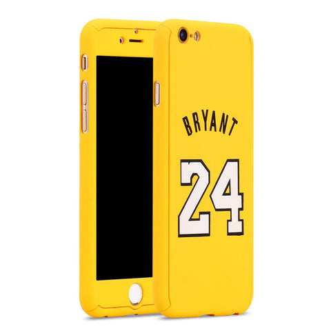 Image of NBA Protective iPhone Case - MJ, Kobe, Curry