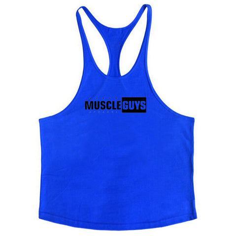 Image of Men's Muscle Tank Top