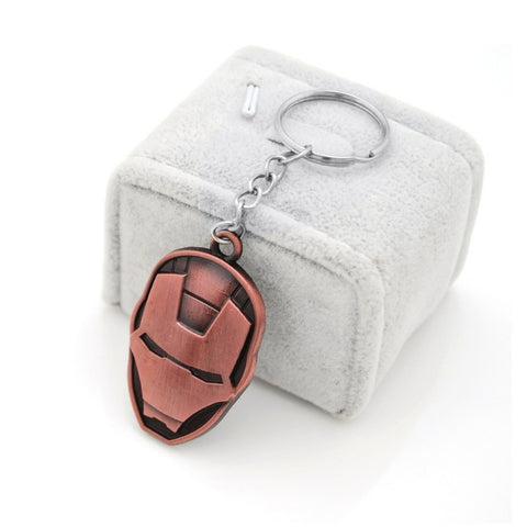 Image of Marvel® Comics Superhero Keychain