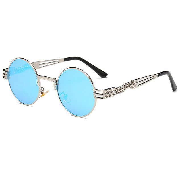 Steampunk Style Retro Sunglasses