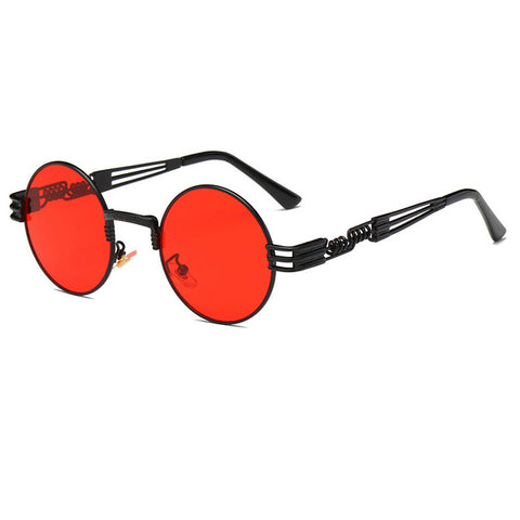 Image of Steampunk Style Retro Sunglasses