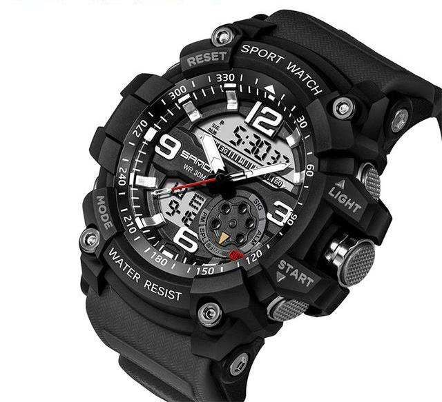 Men's Military Grade Sport Watch