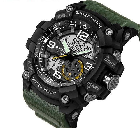 Image of Men's Military Grade Sport Watch
