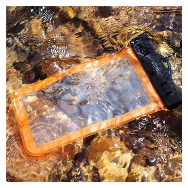 Sealed Waterproof Case For iPhone X, 8, 7, 6s
