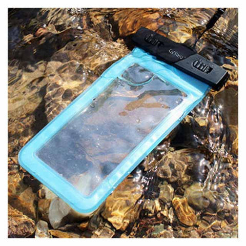Image of Sealed Waterproof Case For iPhone X, 8, 7, 6s