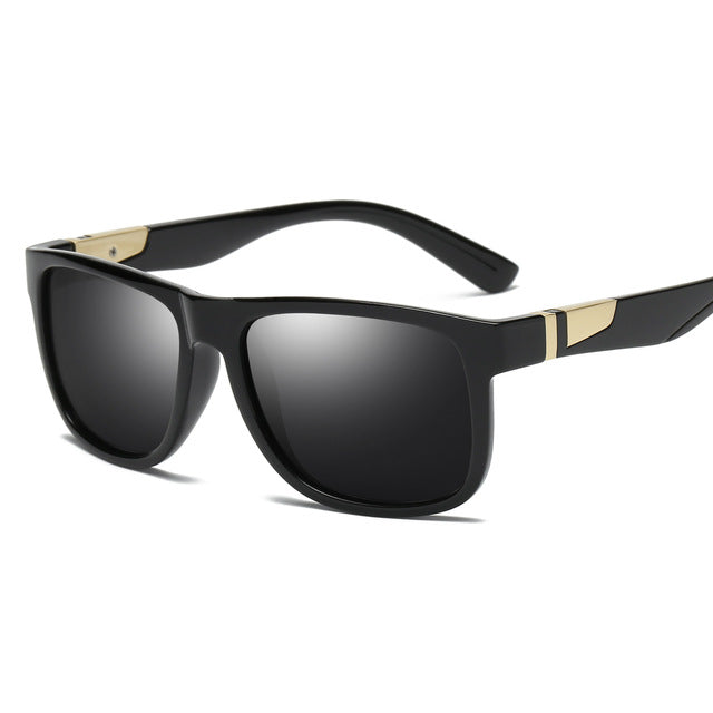 Unisex Designer Mirrored Sunglasses