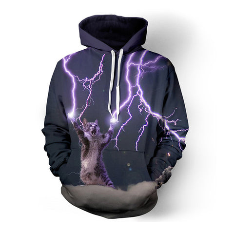 Galaxy 3D Couples Hoodie Collection - 5 Designs