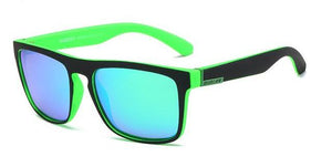 Wayfarer Mirrored Lens Party Sunglasses