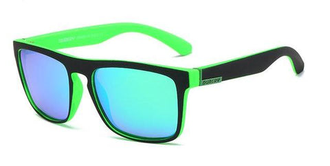 Image of Wayfarer Mirrored Lens Party Sunglasses