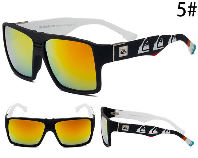 Men's Designer Polarized UV400 Sunglasses