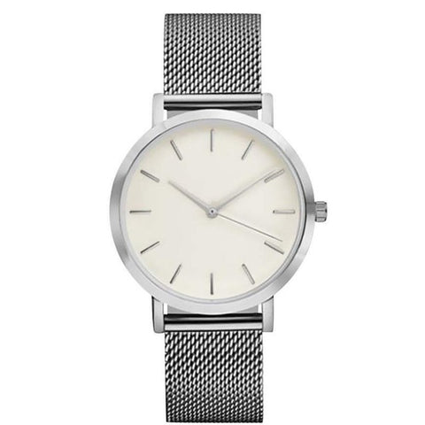 Image of FREE TODAY ONLY - Classy Mesh Watch - Best Seller