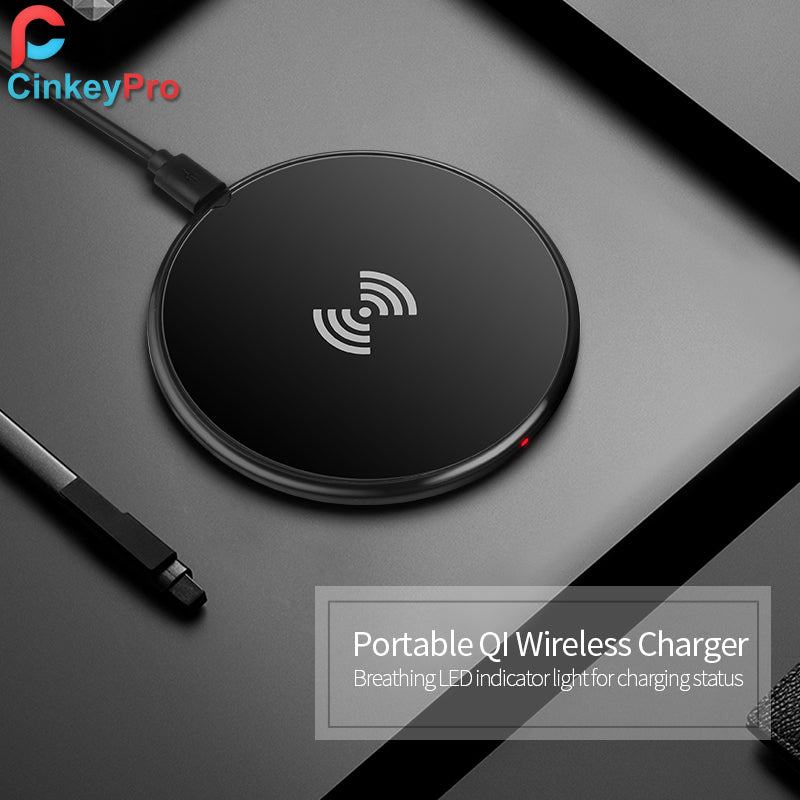 Universal Wireless Mobile Charging Pad