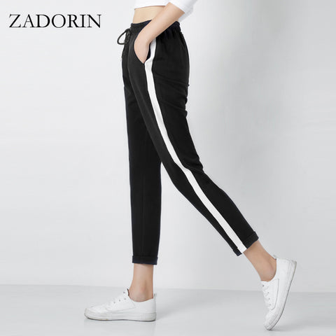 Image of ZADORIN Harem Pants