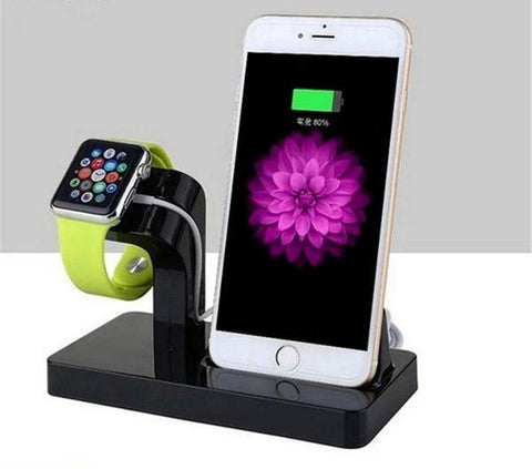 Apple Watch & Phone Charger Docking Station