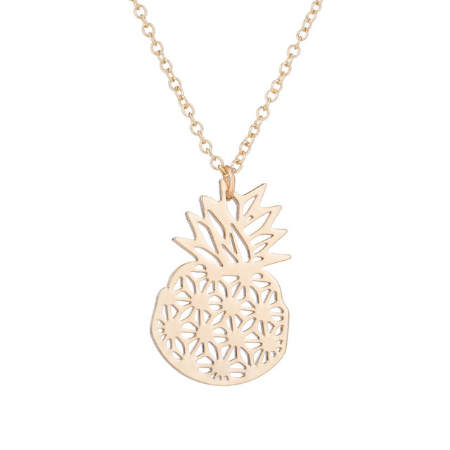 Pineapple Necklace Pendant