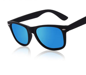 Polarized Vintage Wayfarer Sunglasses