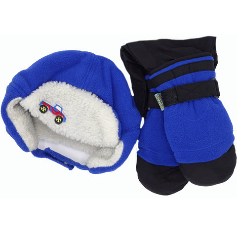 Monster Truck Gift Set Blue