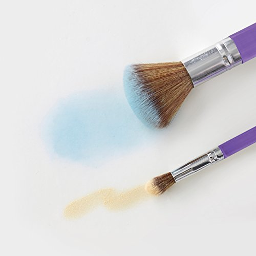 Wilton Decorate with Detail Brush Set for The Adventurous Cake Decorator, Cake Decorating Supplies: Kitchen & Dining