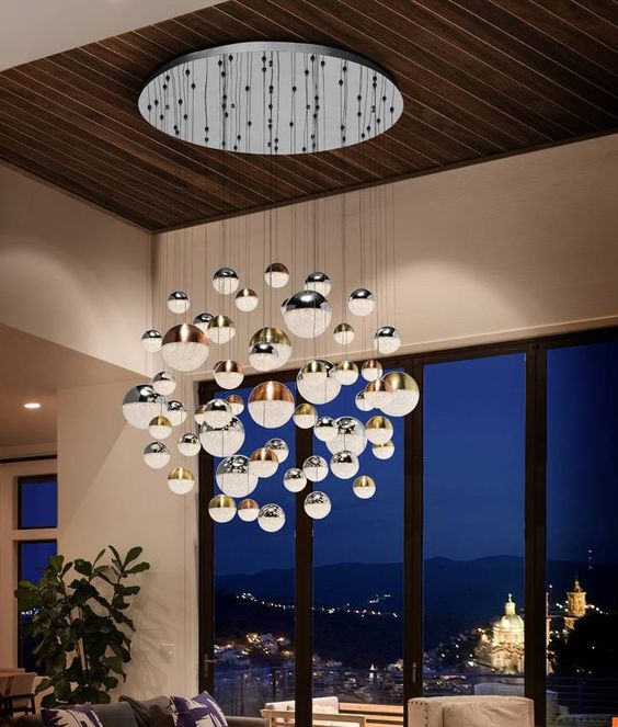 Splendid LED Chandelier Lighting