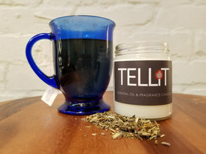 Hot Tea and Harmony - TELLiT Candles