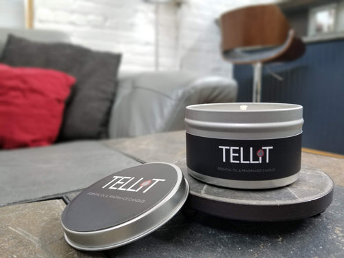 Custom Candle - TELLiT Candles
