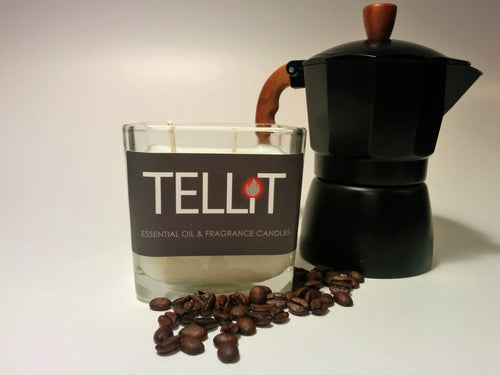 Coffee Break - TELLiT Candles