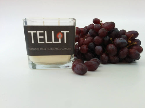 Grapeful - TELLiT Candles