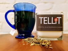 Load image into Gallery viewer, Hot Tea and Harmony - TELLiT Candles