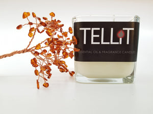 Amber Noir - TELLiT Candles