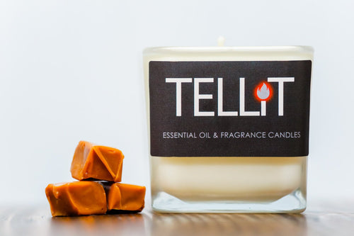 Creme Brulee - TELLiT Candles