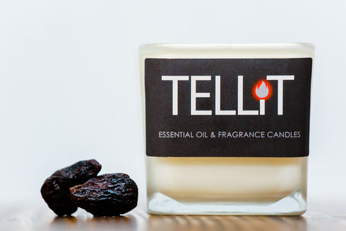 Fig and Rhubarb - TELLiT Candles