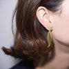 San Pietroburgo fox earrings