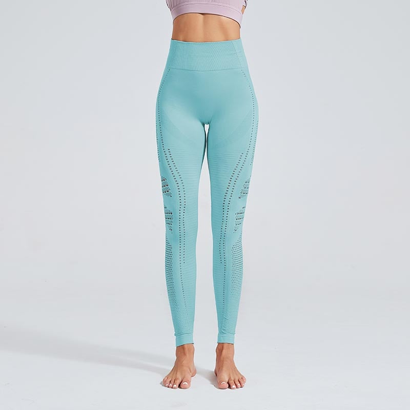 Women's Breathable Mesh Leggings