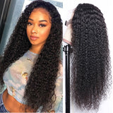 Brazilian Curly Lace Front